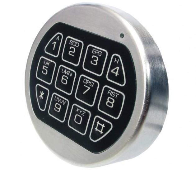 serratura elettronica la gard basic